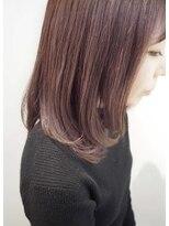 リリーズ ヘア(Lily's Hair)艶髪♪ピンクベージュ