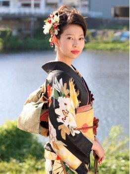 イザワ ヘアメイクサロン(izawa)の写真/成人式、結婚式、パーティー、卒業式など大切なイベントはお客様にとって華やかで特別な日に!!