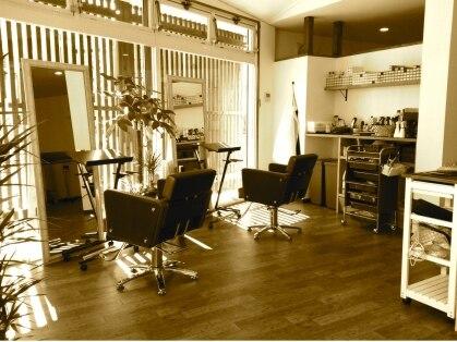 ヘアーデザイン カシェット(HAIR design cachette)の写真