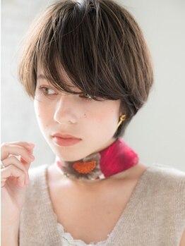 ジョエミバイアンアミ(joemi by Un ami)の写真/【温かい雰囲気と笑顔が溢れるサロン*】イメージが決まっていなくても大丈夫!お気軽にご相談下さい。