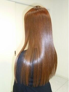 グランツヘアデザイン 四谷(GRANZ hair design)やっぱりすごい!!TOKIOトリートメントの艶々ロング★
