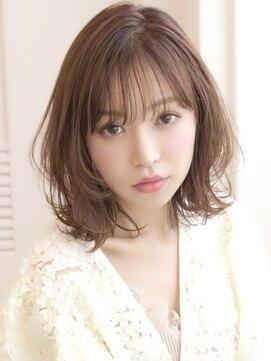 アグ ヘアー ヴィジョン 姫路店(Agu hair vision)小顔に見えるバランスミディ
