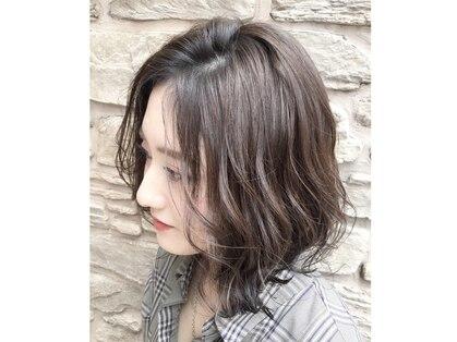 ヘアメイク ポルテ(HAIR MAKE PORTE)の写真
