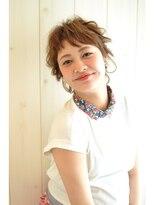 ロシェ(Rosce)Rosce × ゆる編みアレンジ♪