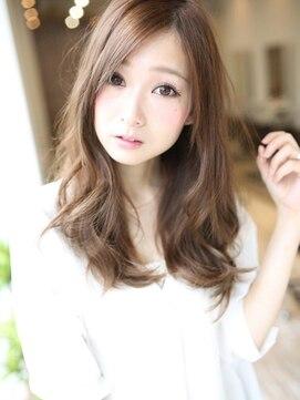 アグ ヘアー シルエ 和泉府中店(Agu hair silje)**ふわ揺れウェーブ**