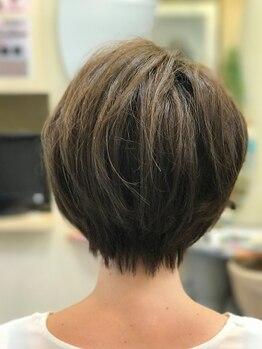 ヘアープラント(HAIR PLANT)の写真/お手入れ簡単◎ベリーショートからボブまで、一人ひとりの髪質に合わせたヘアをご提案!