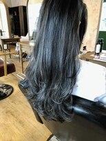 ヘアーサロン リアン 鴻巣店(hair salon Rien)ブルージュ☆コントラストハイライト