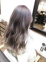 コレット ヘアー 大通(Colette hair)☆ホワイトピンクベージュ☆