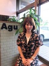 アグ ヘアー ソレイユ 市野イオン前店(Agu hair soleil)山本 紗織