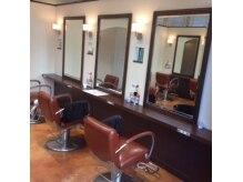 ヘアースペース メッカ 前橋店(Hair Space mecca)の雰囲気(広々とした店内でゆっくりとした時間をお過ごしください【前橋】)