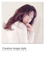 ヴェローグ シェ ブー(belog chez vous hair luxe)【Creative image styel】グラデーションカラーが合うゆるパーマ