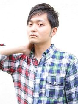 ドライブフォーメン(D-LIVE for MEN)の写真/【戸田駅徒歩2分】こだわる男は髪だけじゃない!眉や肌のコンディションもキメる!メンズエステもお任せ!
