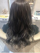 アクイール ピュール ヘア(Accueillir Pur hair)【ピュール】【柳橋奈緒】グレージュカラー【長岡】【見附】