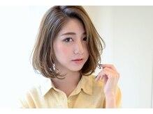 ロシェ 梅田(Rosce)の雰囲気(髪質が柔らかくなるカラーで思わず触りたくなる髪に…☆)
