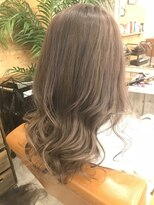 ロア ヘアーコーディネイト 烏丸店(LoRE hair coordinate)ミルクティーカラー