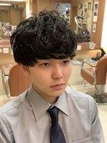 オムヘアーフォー(HOMME HAIR 4)スパイラルマッシュ【HOMME HAIR4 KENSHiRO】