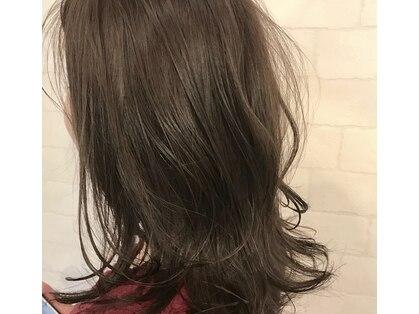 ヒッピーヘアー(Hippie Hair)の写真
