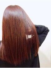 ヘア グラッドネス ワールド(hair gladness WORLD)トワイライトカラー