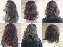 【口コミ大好評】トレンド&ダメージレスな仕上がりで大人気!!Hair Studio Rのカラーテクニックをご紹介☆