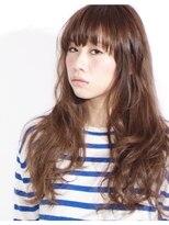 キアラ(Kchiara)【kchiara】シースルバング×ニュアンスロング