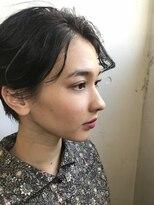 ハーティム 代官山(Heartim)☆毛流れが美しい黒髪ショート☆