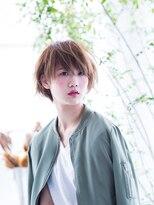 ペグ バイ アディクヘア 町田駅前店(Peg by adic.hair)☆愛され小顔ショート☆【町田】