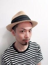 ヘアーアンドメイク コクア(hair&make kokua)山口 隼平