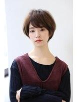 20代.30代.40代☆大人可愛い美髪ショート