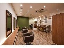 アルファ 堺東本店(ALPHA)の雰囲気(堺東駅[西出口]スグ! 居心地を追求した新店舗で素敵な時間を♪)