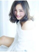 リリースセンバ(release SEMBA)release SEMBA『暗髪でも優しい透明感♪シースルーアッシュ☆』