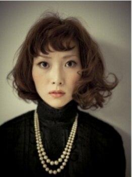 ヘアーアート ジュース 御幣島(Hair art juice)の写真/【御幣島駅☆】輪郭や髪質に合ったものをご提案!カラーの質感をきちんと似合わせてくれる♪