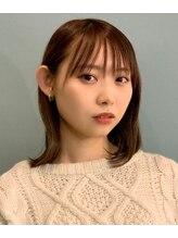 ミル(mille)ツヤツヤ薄め前髪☆