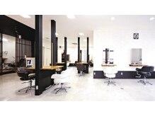 ヘアサロン シエロ 本店(Hair Salon CIELO)の雰囲気(ゆとりのある広ーいスペースで贅沢な時間を過ごせます。)