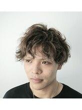 ヘアーアンドアイラッシュ ヨーク(Hair&eyelash york's)スパイラルウェーブ&ミントアッシュグラデーションカラー