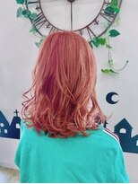 ヘアーサロン エール 原宿(hair salon ailes)(ailes 原宿)style433 ローズマリー☆ボブディ