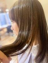 小顔カット髪質改善美髪エステトリートメント
