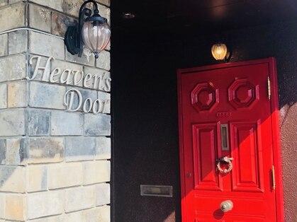 ヘブンズドア(HEAVEN'S DOOR)の写真