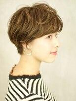 ベック ヘアサロン(BEKKU hair salon)ワンサイドショートでスッキリ魅せる☆ショートヘア