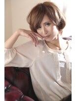 ギフト ヘアー サロン(gift hair salon)愛されナチュラルショートボブ (熊本・通町筋・上通り)