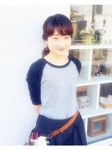 ルル ヘアーデザイン(LULU hair design)山口 友子