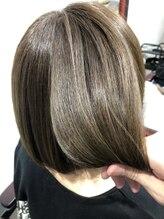 ヘアクリニック レイズ(HAIR CLINIC RAISE)質感矯正トリートメント