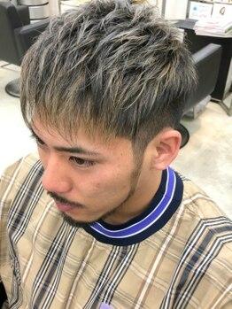 ヘアメイクマナ(hair make MANA)の写真/デキる男はヘアスタイルから!あなたの髪/ライフスタイルに合わせたご提案で周りからの好印象間違いなし!