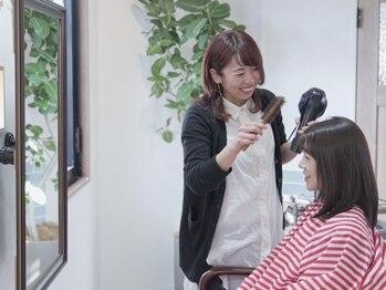 カミーノ ヘアデザイン(Camino Hair Design)の写真/【あなた魅力を引き出す】丁寧なカウンセリングでお悩みを解消!サロン選びに失敗したくない方に◎