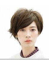 リデザインヘア ミュウノ(Re design hair miuno)マニッシュショート