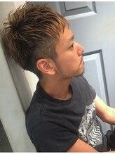 ホロホロヘアー(Hair)ホロホロHair シャープ×メンズサマー