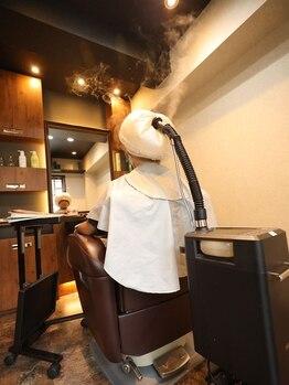 ドライブフォーメン(D-LIVE for MEN)の写真/【戸田駅徒歩2分】オトコの皮脂は女性の3倍!男に特化した最上級Relaxヘッドスパで極上の癒しと休息を♪