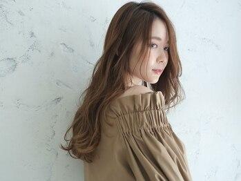 スピンヘアー 亀岡店(Spin hair)の写真/ずっとキレイでいたい女性へ!気分も顔映りもグッと良くなる発色鮮やかなカラーでオシャレを楽しもう☆