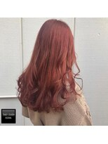 ヘアメイクミワ(HAIR+MAKE MIWA) baby pink