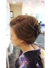 ベルヴィー(Belle vie)和髪