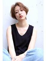 【Blanc/目黒】センシュアルショート/丸みショート